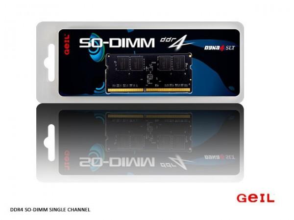 SODIMM Geil 8GB DDR4-2400 GS48GB2400C17SC