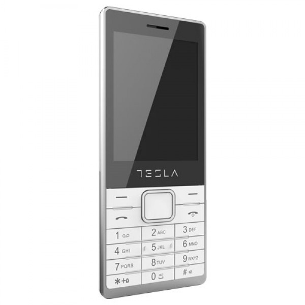 Mobilni telefon Tesla Feature 3 White