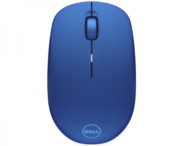 DELL WM126 Wireless Optical plavi miš