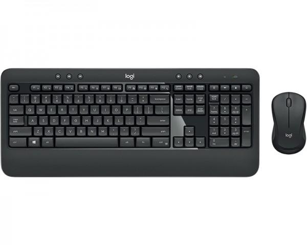LOGITECH MK540 ADVANCED Wireless Keyboard and Mouse Combo US INTNL ( 920-008685 )