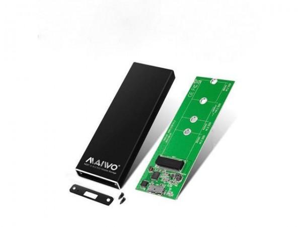 HDD Rack MAIWO 2.5'' USB(C) Shockwaterproof K2529G1