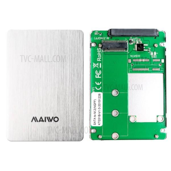 HDD Adapter MAIWO M.2 SSD to 2.5'' SATA kućište KT031B