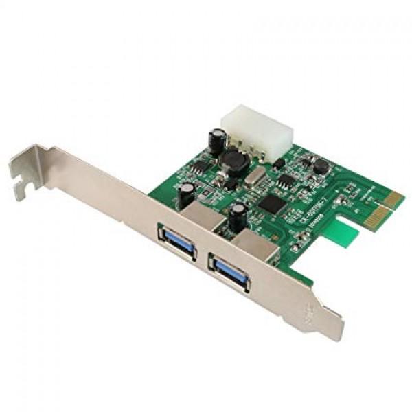 Kontr.PCIe MAIWO 2xUSB 3.0