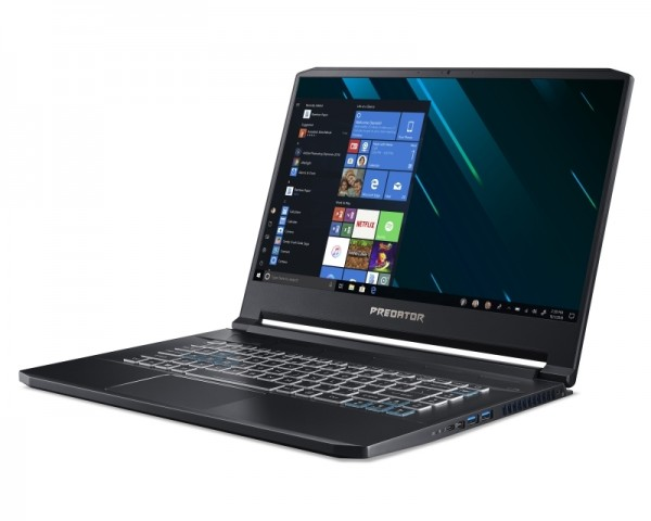 ACER Predator Triton PT515-51-7491 15.6'' FHD Intel i7-8750H 16GB 512GB SSD GeForce RTX 2060 6GB Windows 10 Home (NH.Q50EX.008)