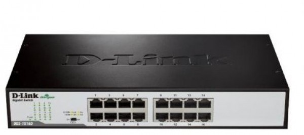 Switch D-Link DGS-1016D