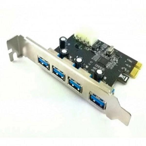 Kontr.PCIe MAIWO 4xUSB 3.0