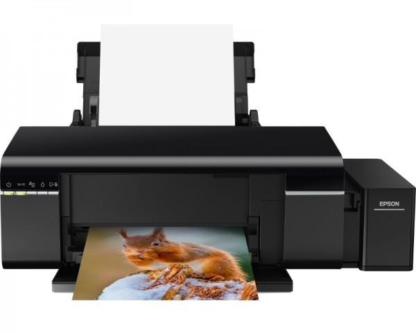 EPSON L805 EcoTank ITS wireless (6 boja) Photo inkjet uređaj