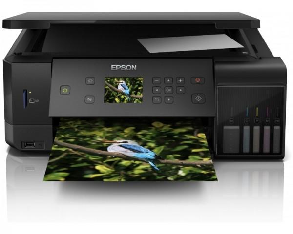 EPSON L7160 EcoTank ITS (5 boja) Photo