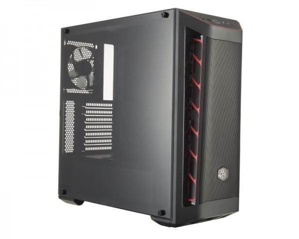 COOLER MASTER MasterBox MB511 Red Trim (MCB-B511D-KANN-S00)