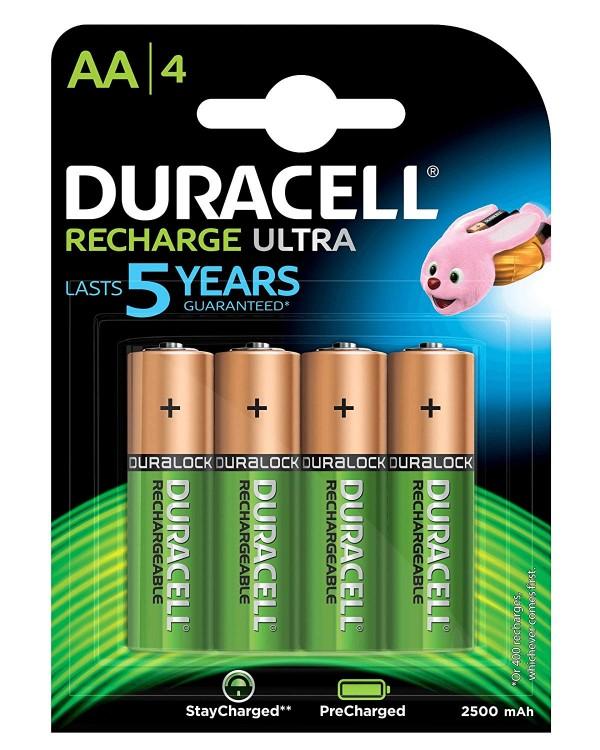 Baterije Duracell AA/4 DX1500