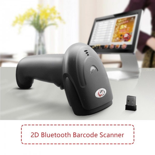 Barcode Scan XL-SCAN 9322B 2D Wireless