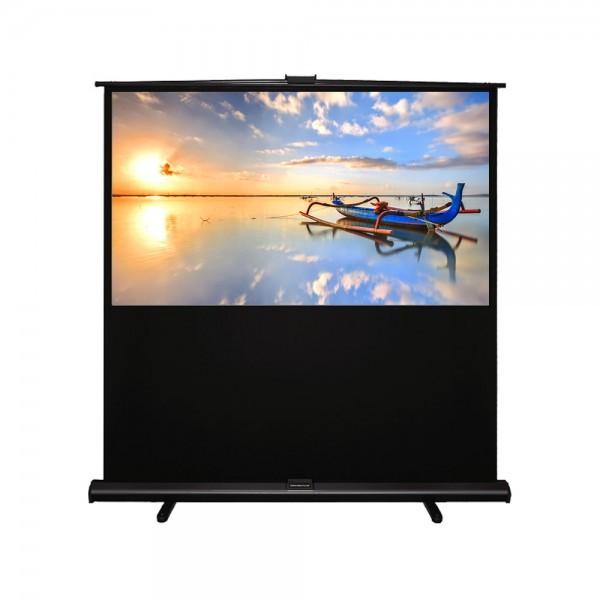 Platno za projektor LEXIN FL80VM Floor-UP 165x124 4:3
