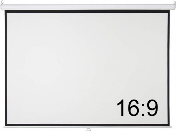 Platno za projektor LEXIN MH100HM zidno 224x126 16:9