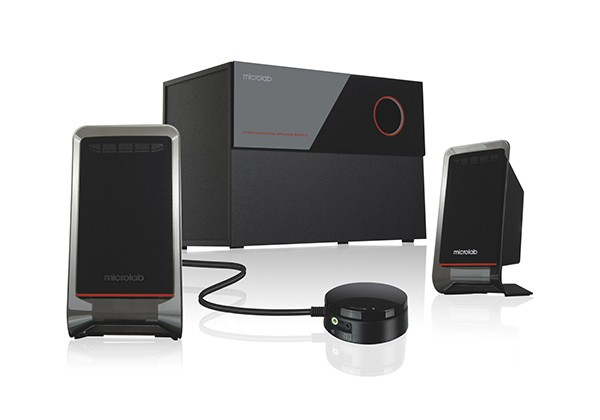 Zvučnik Microlab M200 2.1 crni