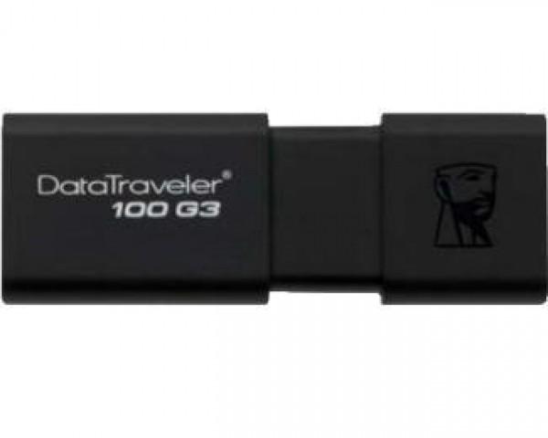 KINGSTON 128GB DataTraveler 100 Generation 3 USB 3.0 flash DT100G3128GB