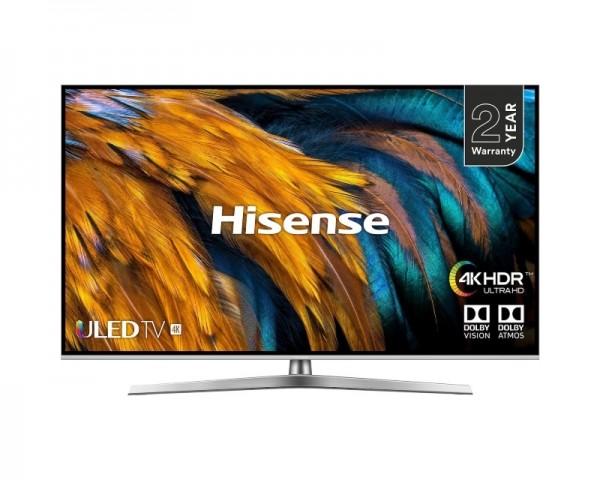HISENSE 50'' H50U7B Smart LED 4K Ultra HD digital LCD TV