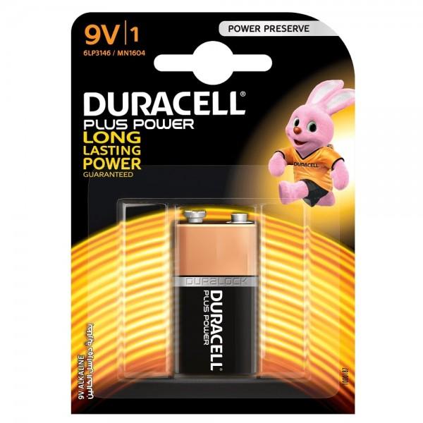 Baterije Duracell 9V/1 MN1604