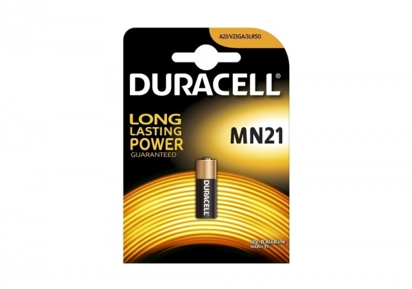 Baterije Duracell A23/1 MN21
