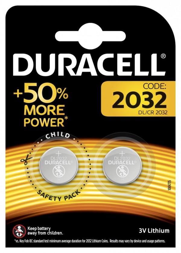 Baterije Duracell 2032/2