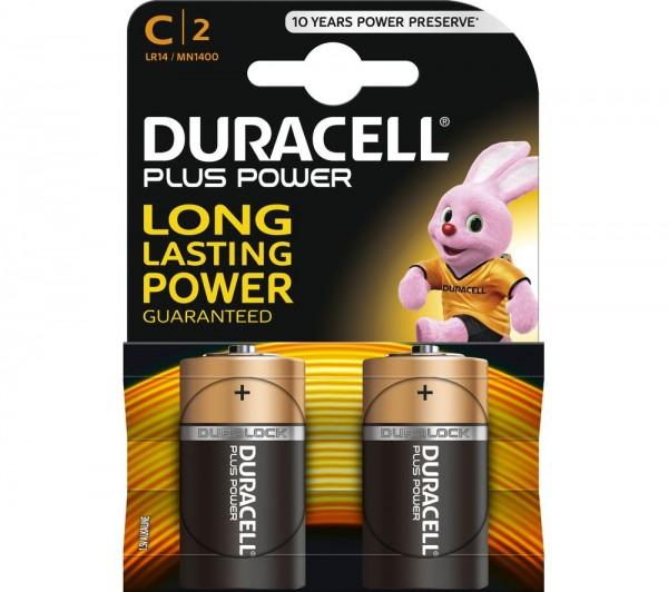 Baterije Duracell C/2 MN1400