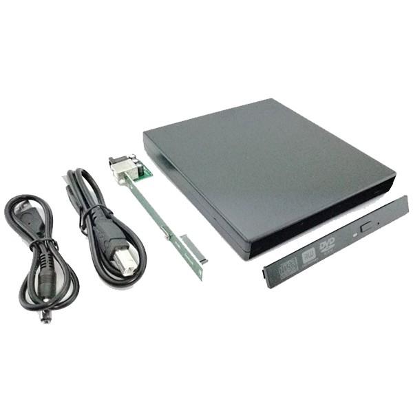 Eksterno kućište E-Green za slim(notebook) DVDRW uredjaje K520B