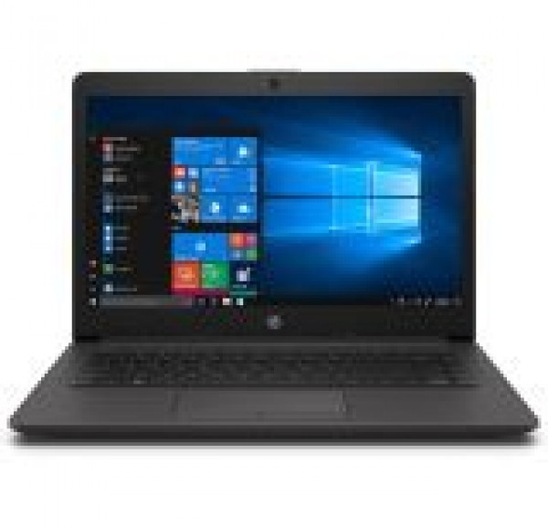 HP 240 G7, Intel® Core™ i3-7020U, 8 GB DDR4-2400 SDRAM, 128 GB M.2 SATA SSD, 14'' HD 1366 x 768, Intel® HD Graphics 620, Bluetooth WebCam W