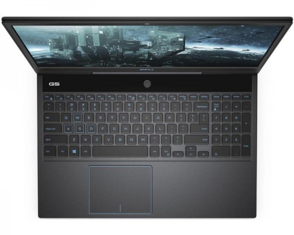 DELL G5 5590 15.6'' FHD i5-9300H 8GB 512GB SSD GeForce GTX 1650 4GB Backlit FP crni 5Y5B