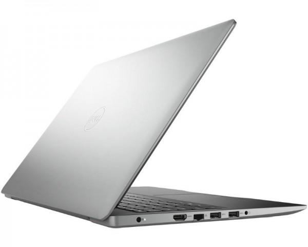 DELL Inspiron 3584 15.6'' FHD i3-7020U 4GB 1TB AMD Radeon 520 2GB Backlit srebrni 5Y5B