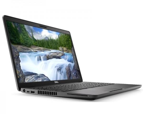 DELL Latitude 5500 15.6'' FHD i5-8265U 8GB 256GB SSD Backlit SC FP Win10Pro 3y NBD