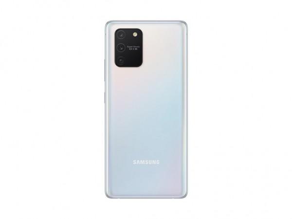 Samsung Galaxy S10 Lite DS White' ( 'SM-G770FZWDSEE' )