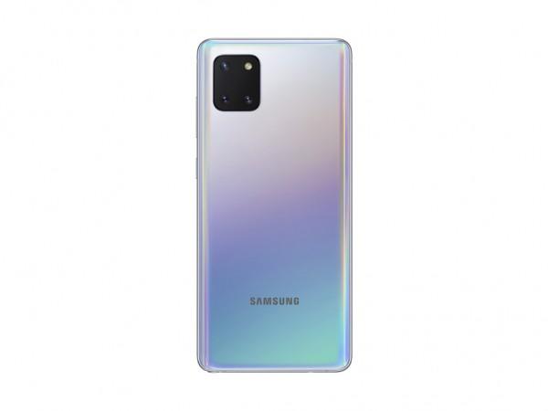 Samsung Galaxy Note10 Lite Silver DS' ( 'SM-N770FZSDSEE' )