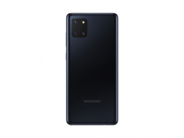 Samsung Galaxy Note10 Lite Black DS' ( 'SM-N770FZKDSEE' )