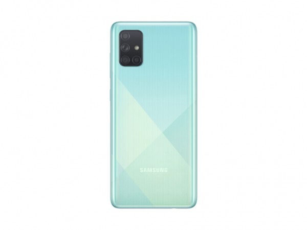 Samsung Galaxy A71 DS Blue' ( 'SM-A715FZBUSEE' )