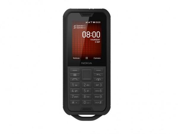 Nokia 800 Tough DS Black Dual Sim' ( '16CNTB01A06' )