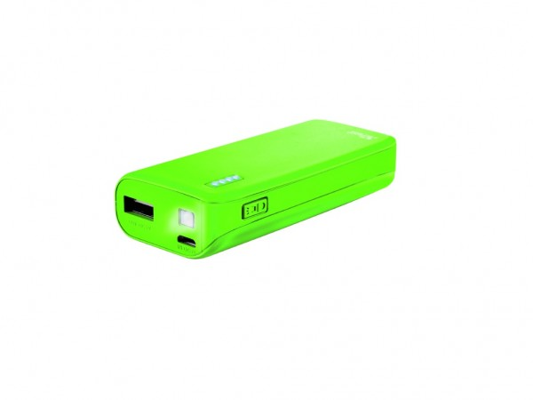 Trust Primo Summer Power Bank 4400 prenosivi punjac zeleni' ( '22058' )