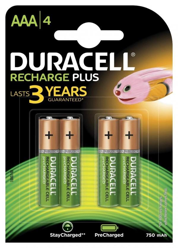 Baterije Duracell AAA/4 DC2400