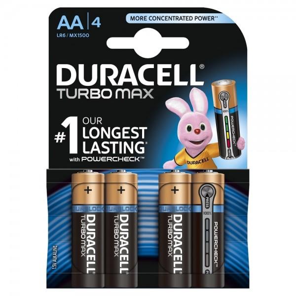 Baterije Duracell AA/2 Turbo Max MX1500