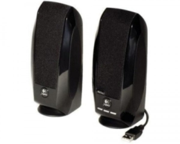LOGITECH S150 2.0 USB crni OEM zvučnici