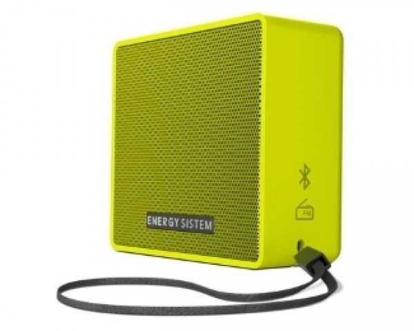 ENERGY SISTEM Energy Music Box 1+ BT žuti zvučnik
