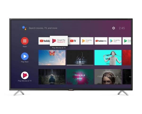 SHARP 40'' 40BL5EA 4K UHD Android LED TV