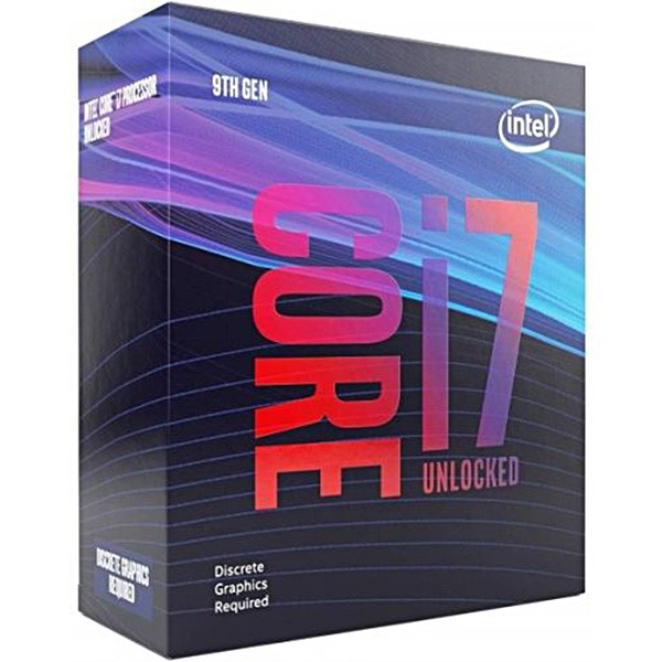 Procesor Intel i7-9700KF