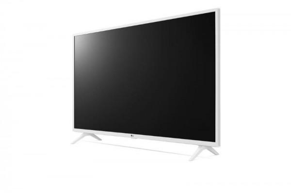 LG 43UM7390PLC LED TV 43'' Ultra HD, WebOS ThinQ AI SMART, T2, Silky White, Two pole stand' ( '43UM7390PLC' )