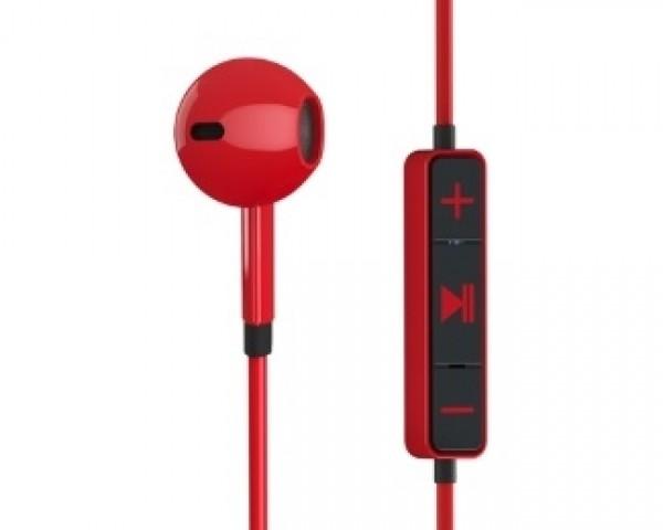 ENERGY SISTEM Energy 1 Bluetooth crvene bubice sa mikrofonom
