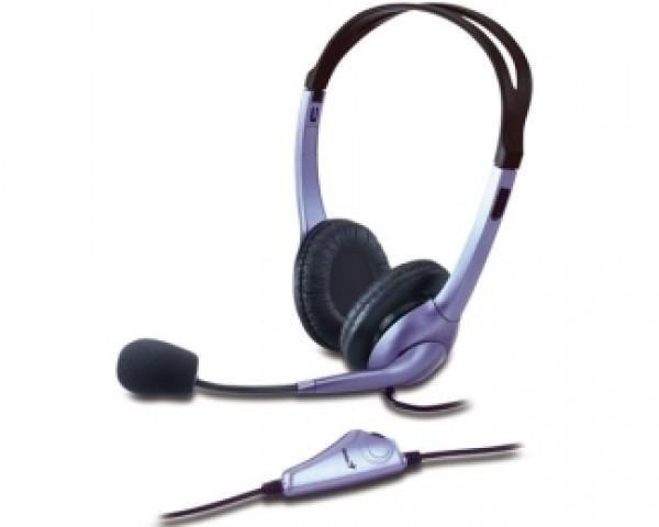 GENIUS HS-04S slušalice sa mikrofonom