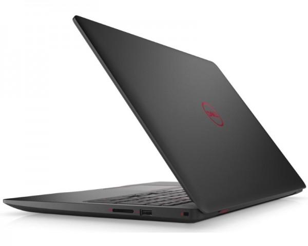 DELL G3 15 (3579) 15.6'' FHD Intel Core i7-8750H 2.2GHz (4.1GHz) 16GB 512GB SSD GeForce GTX 1050Ti 4GB Backlit crni Ubuntu 5Y5B