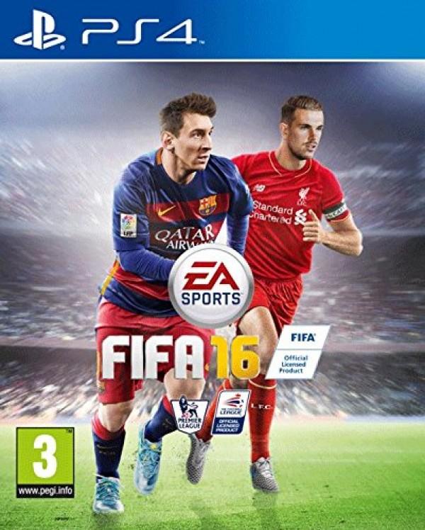PS4 FIFA 16 ( E01762 )