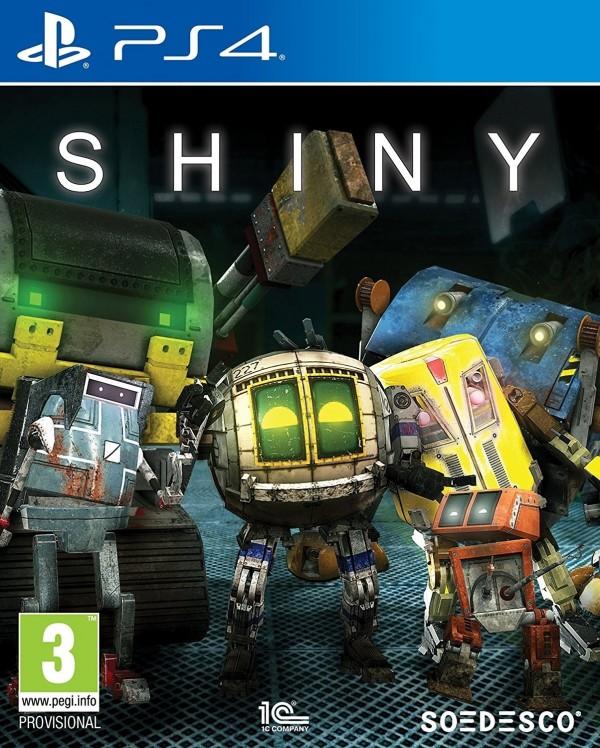 PS4 Shiny (  )