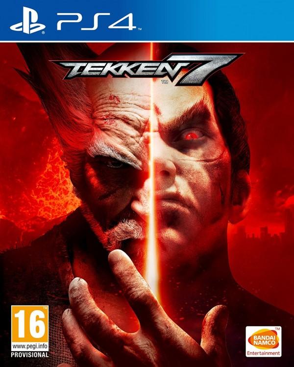 PS4 Tekken 7 ( 112286 )