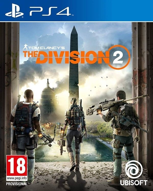 PS4 Tom Clancy's The Division 2 (  )