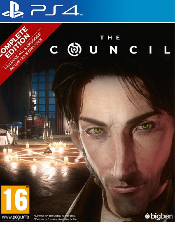 PS4 The Council (  )